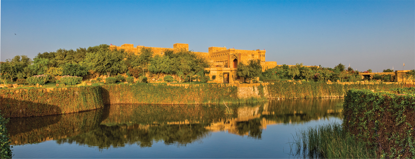 Places to stay in Jaisalmer