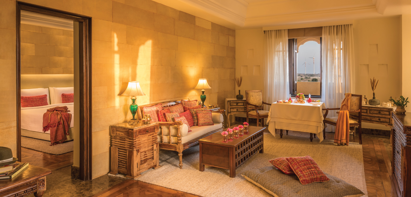 Suryagarh Luxury Suite