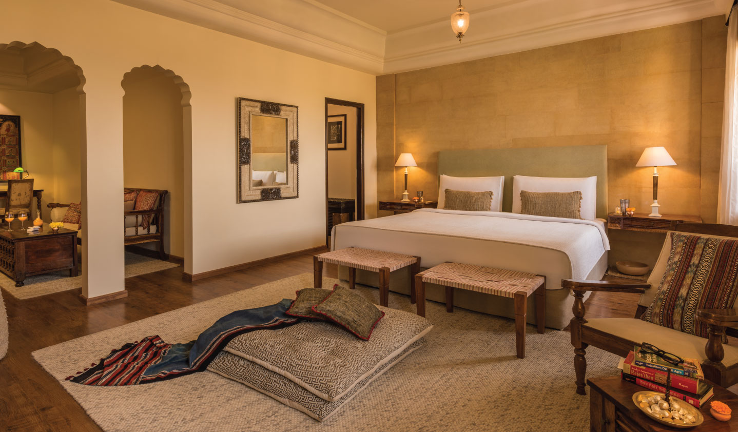 Signature Suite, Suryagarh, Luxury hotel, Jaisalmer