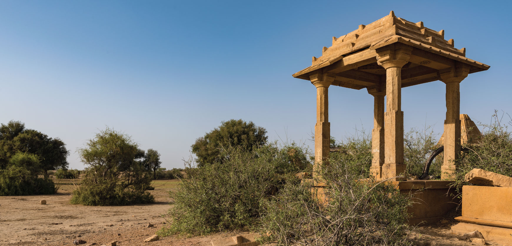 Suryagarh – Bike Trail in Thar Desert