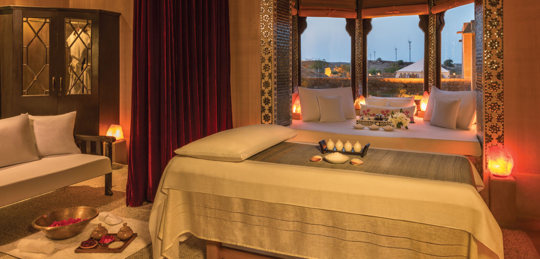 Rait — The Spa, Suryagarh, Luxury Hotel in Jaisalmer