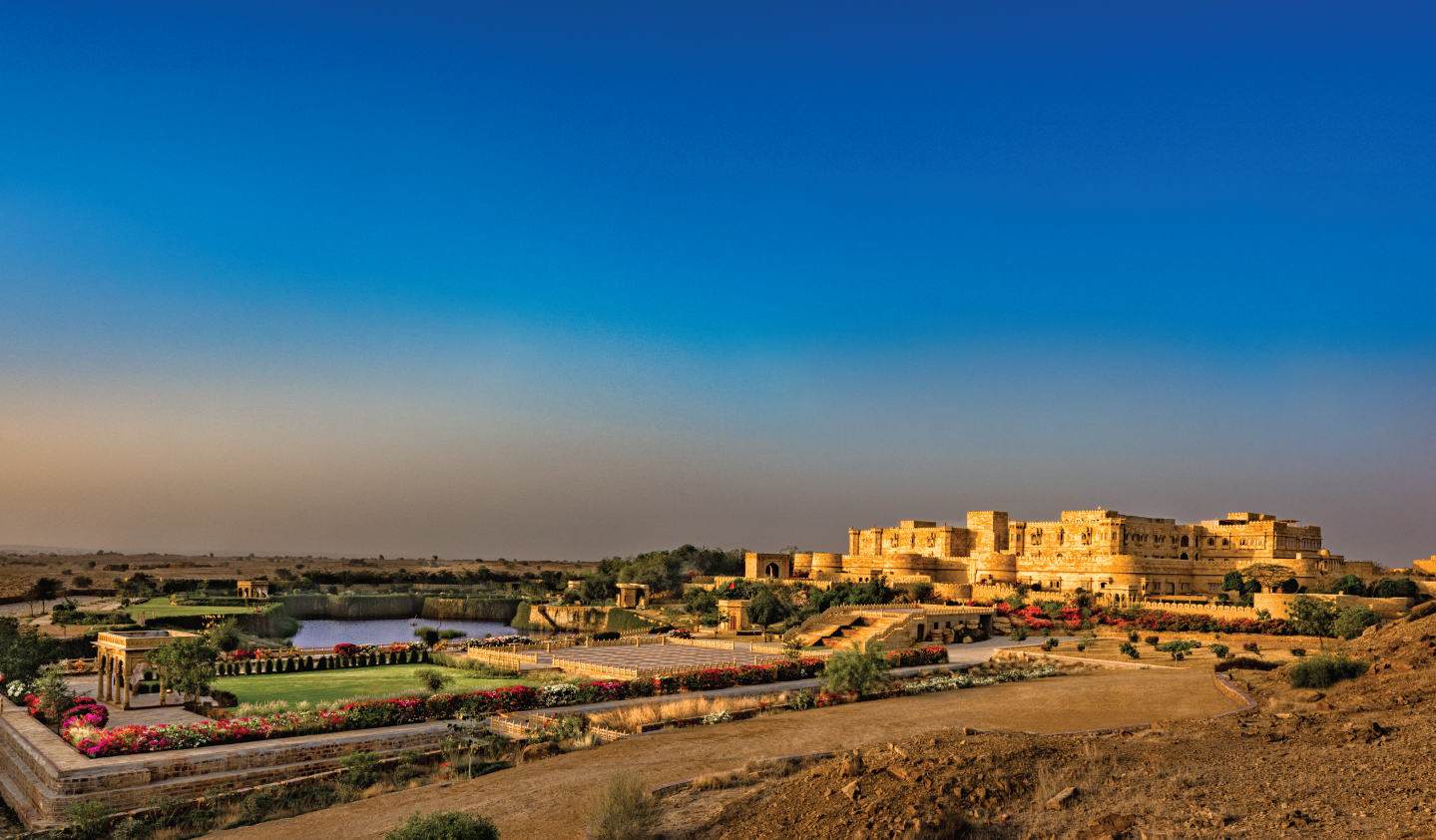 Suryagarh, Luxury Hotel in Jaisalmer