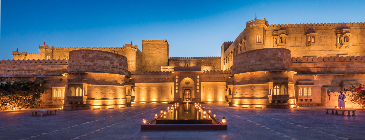 Suryagarh, Best Hotel in Jaisalmer City