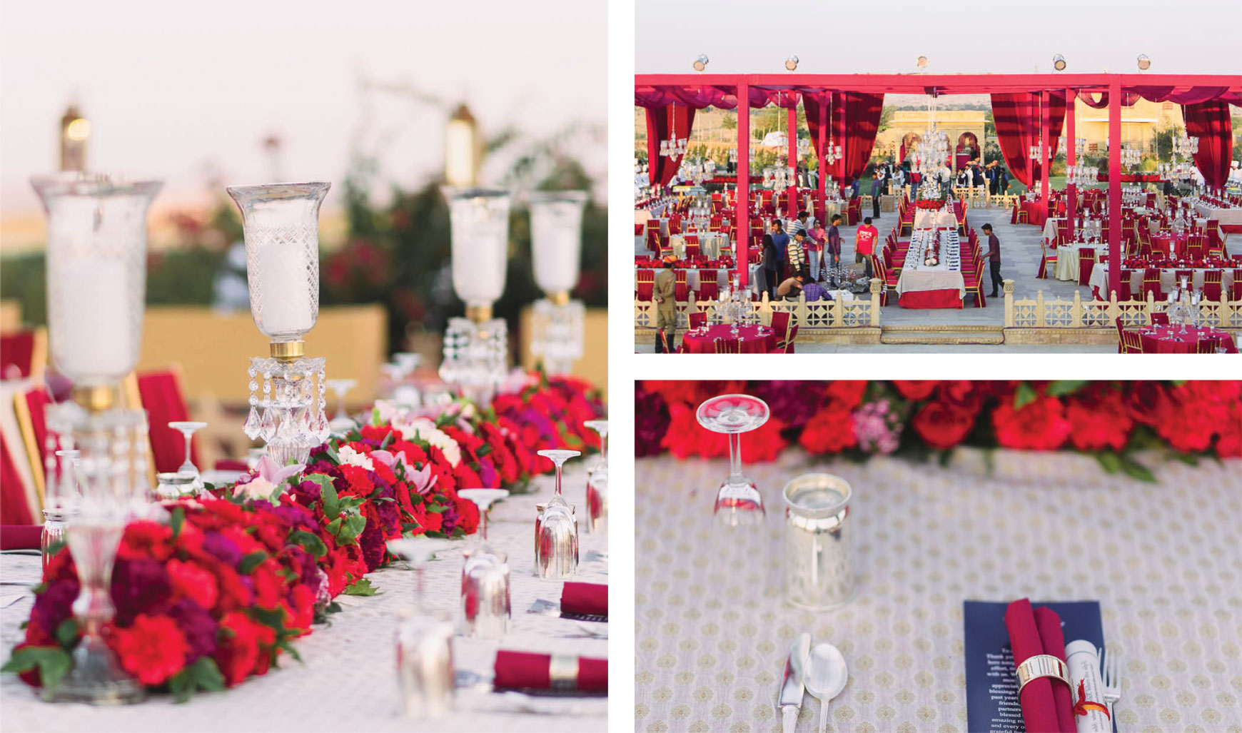 Rajasthan Palace Wedding