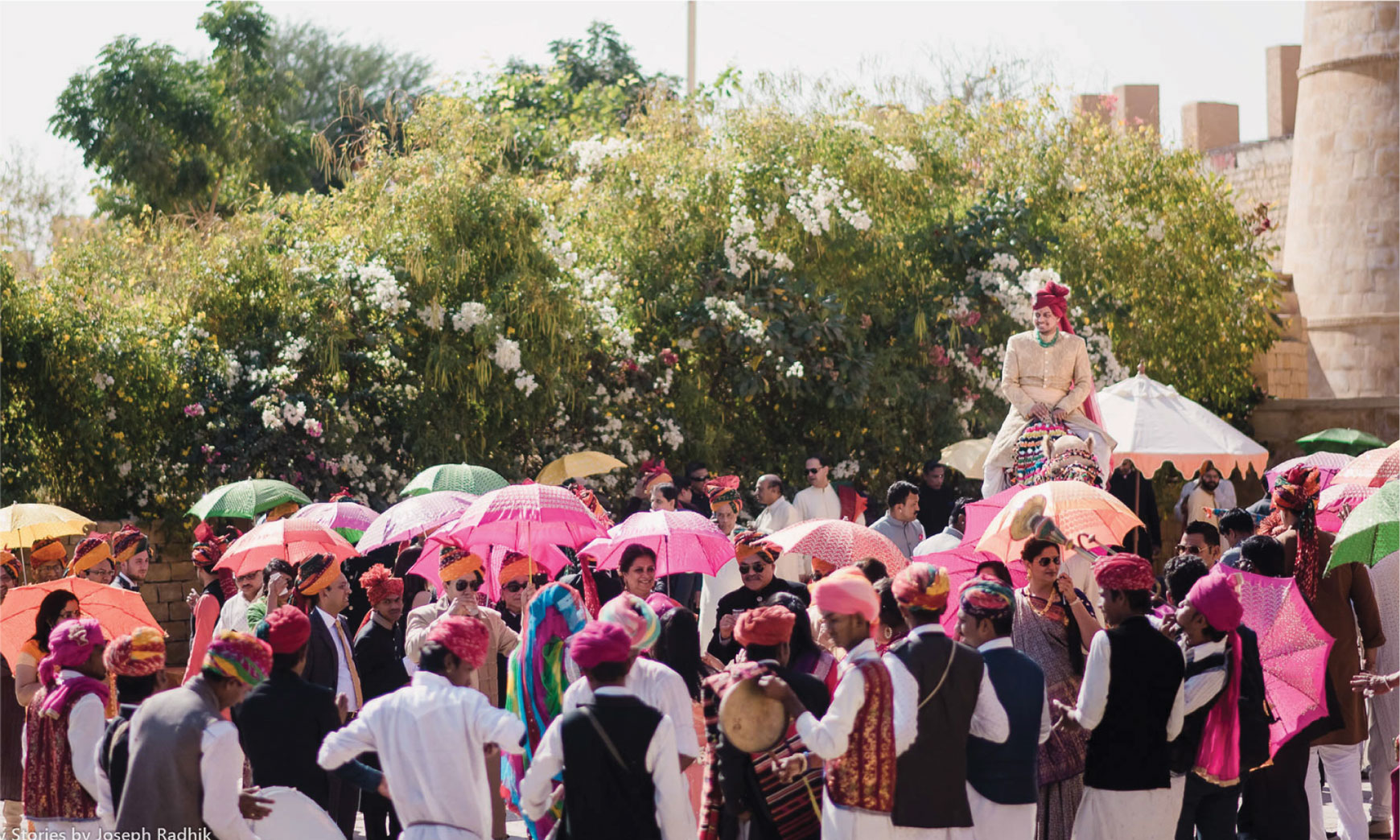 Destination Wedding in Jaisalmer, Rajasthan